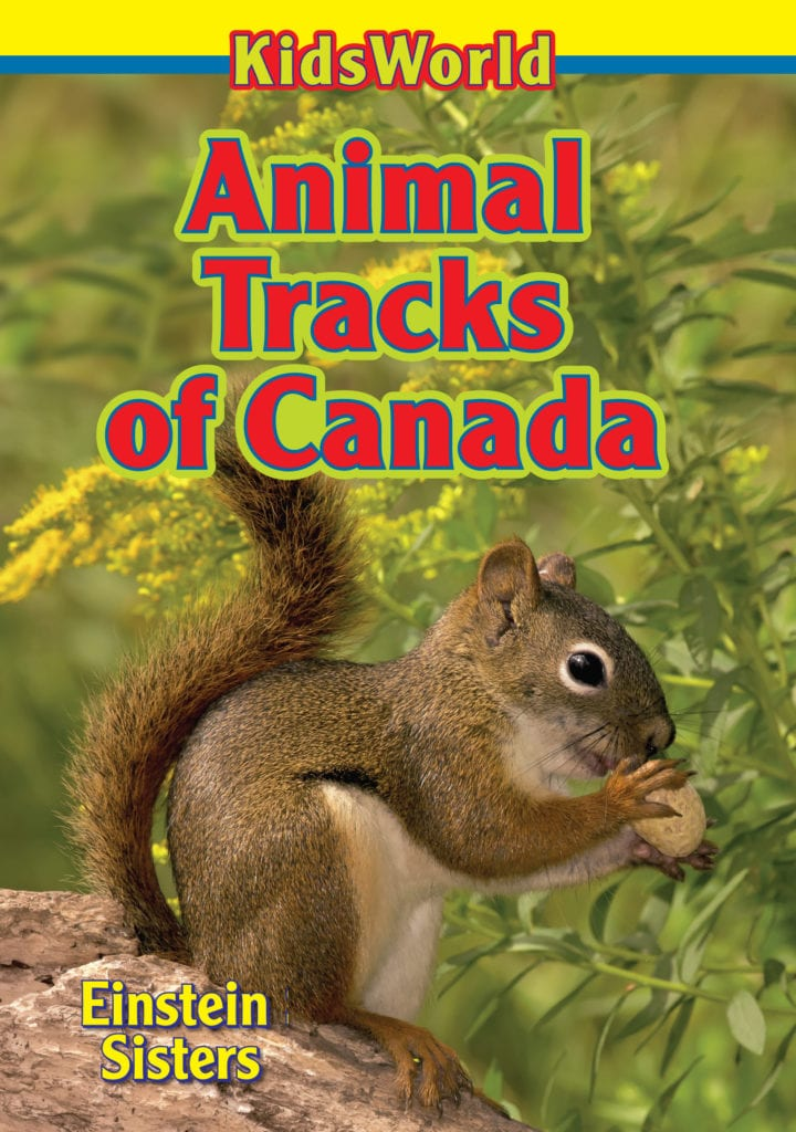 Animal Tracks of Canada