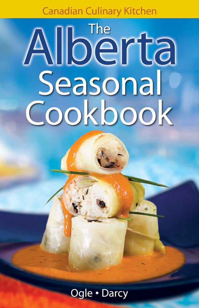 Alberta Seasonal Cookbook, The