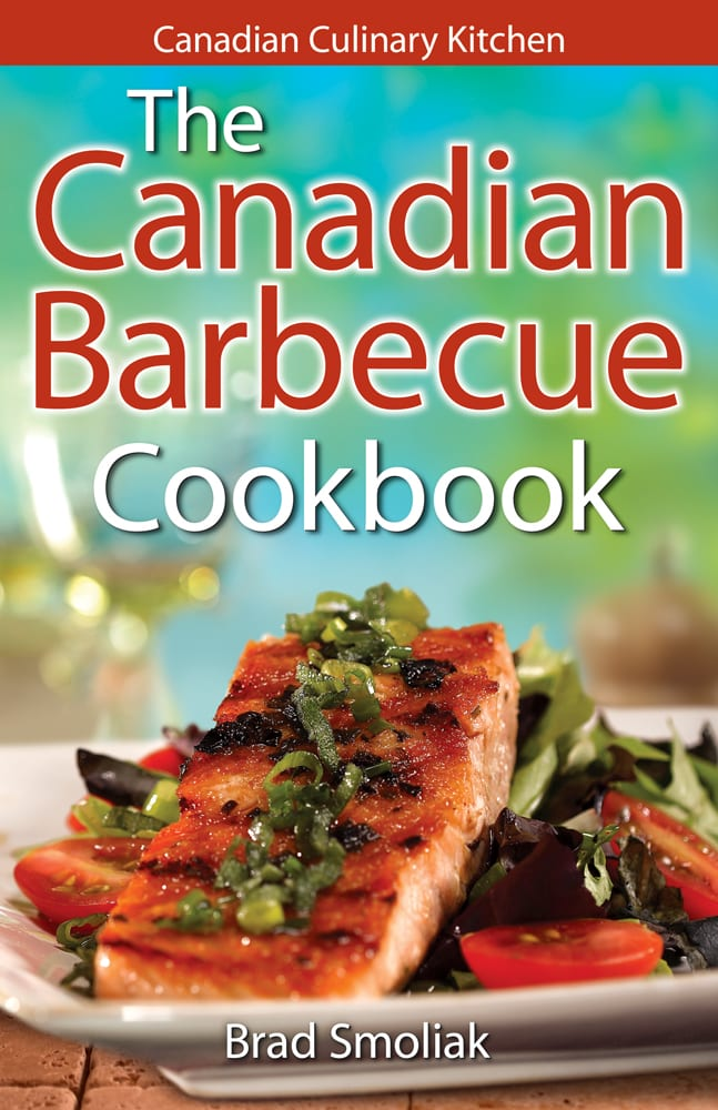 Canadian Barbecue Cookbook,The