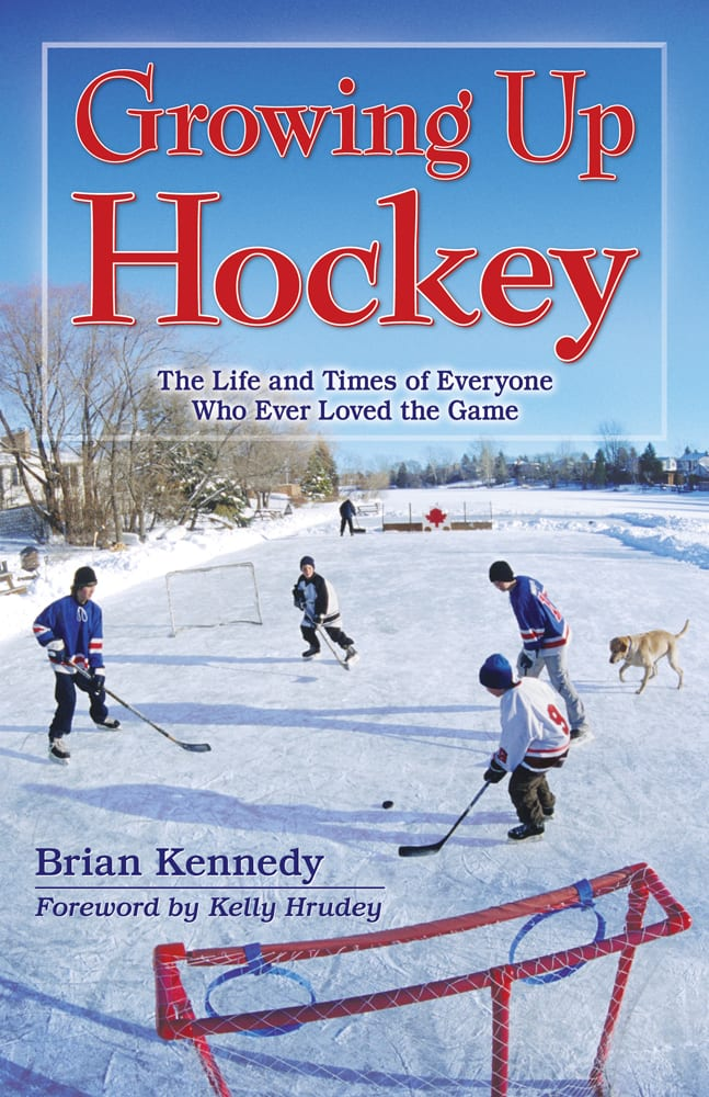 Growing Up Hockey
