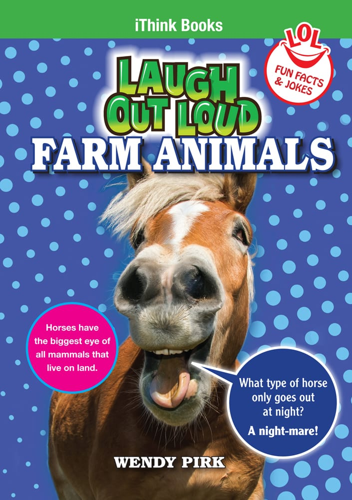 Laugh Out Loud Farm Animals