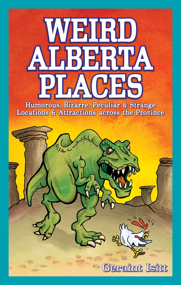 Weird Alberta Places
