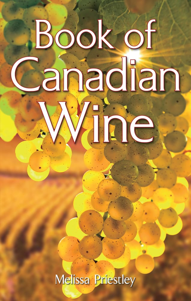 Book of Canadian Wine