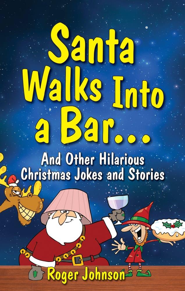 Santa Walks Into a Bar