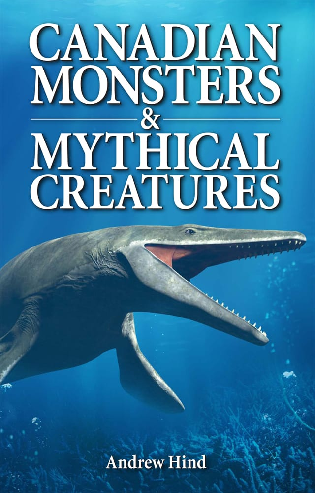 Canadian Monsters & Mythical Creatures