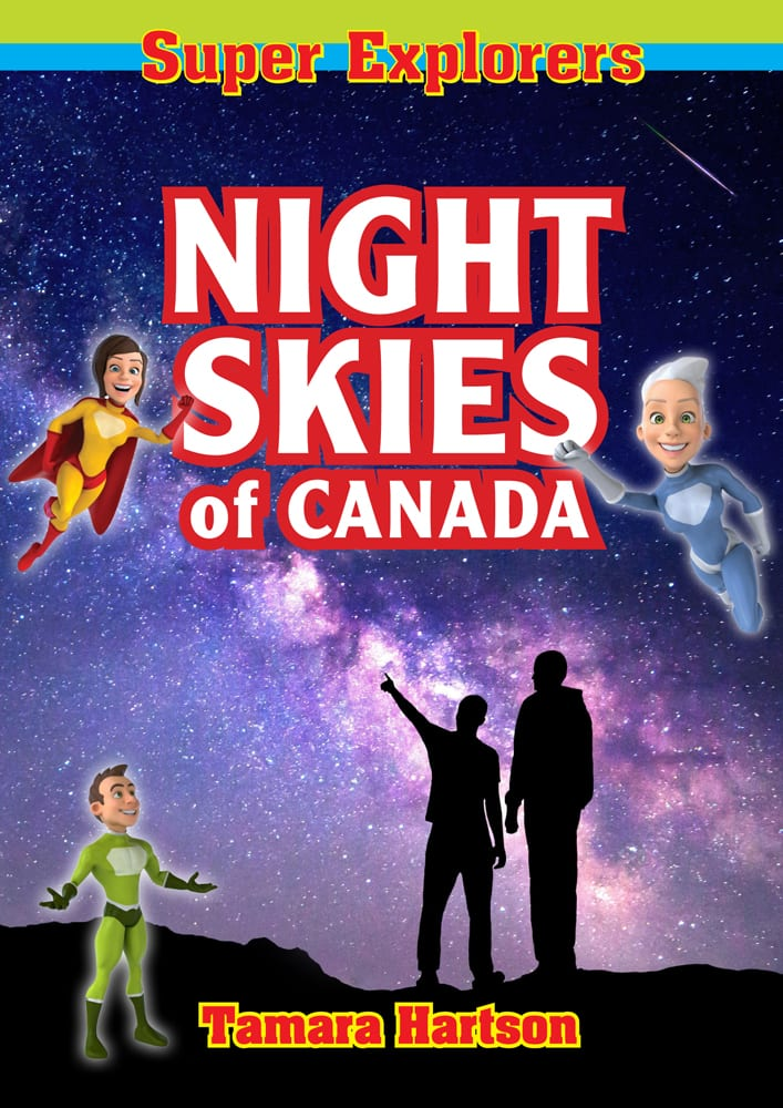 Night Skies of Canada