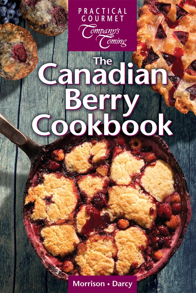 Canadian Berry Cookbook, The