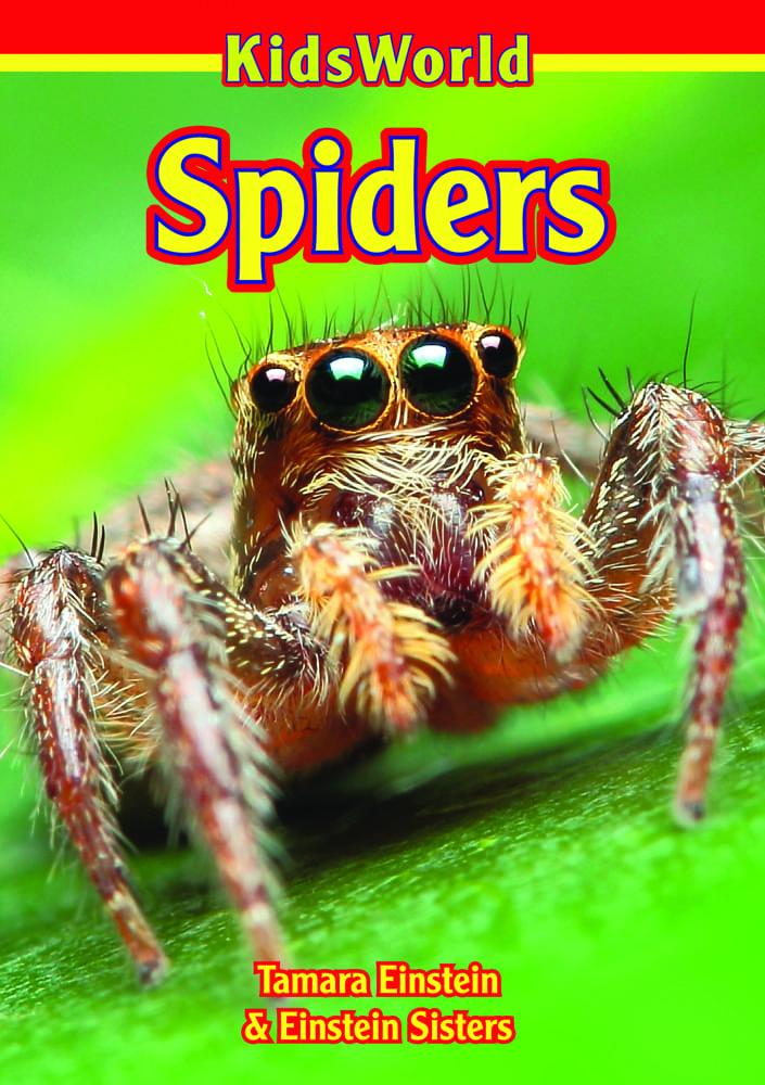 Spiders - Canada Book Distributors
